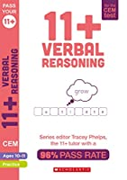 11+ Verbal Reasoning Practice and Assessment for the CEM Test Ages 10-11 (Pass Your 11+)