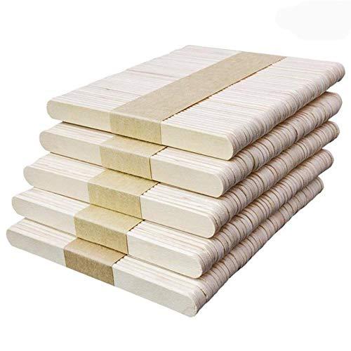50 piezas palillos de palillo de hielo para hacer cremas de herramientas modelo especial para manualidades de madera palillo piruleta moldes accesorios