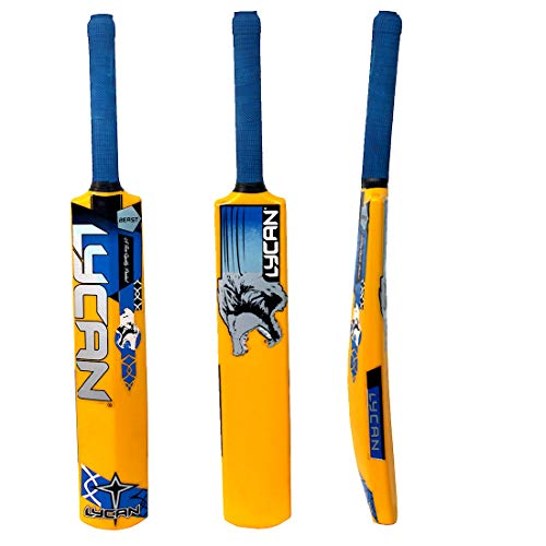 Lycan Beast PVC Cricket Bat # (3 Number for Age 7-8 Year)