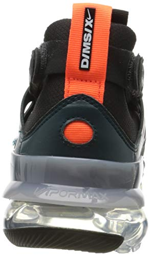Nike Air DSVM, Zapatillas de Baloncesto para Hombre, Multicolor (Midnight Turq/White-Mineral Teal 300), 43 EU