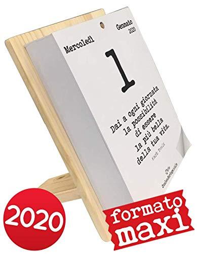 Calendario Geniale 2020 Maxi con Supporto. Leggi le...