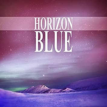Horizon Blue - Insomnia Help Sleeping Music, Dealing with Stress, Background Music for Inner Peace, Well Being, Deep Meditation, Calming Music
