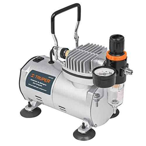 Truper COMP-AERO, Compresor de diafragma para aerógrafo