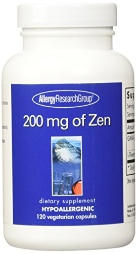 Allergy Research Group, Zen 200mg review