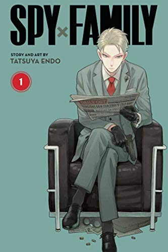 Compare Textbook Prices for Spy x Family, Vol. 1 Illustrated Edition ISBN 9781974715466 by Endo, Tatsuya