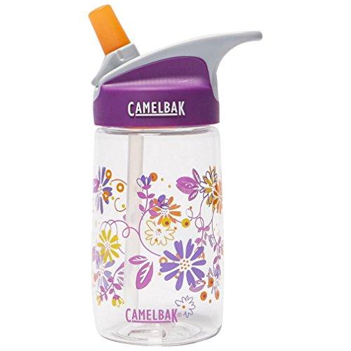 CamelBak Eddy 0.4-Liter Kids Water Bottle – Easy to Use for Kids Kids Big Bite Valve - Spill Proof- Not for Children Under 3 Years - Water Bottle for Kids - BPA-Free Water Bottle – 12 Ounces