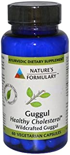 Nature's Formulary Guggul, 60 Count