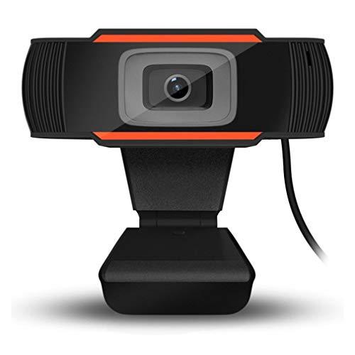 chengshiandebaihu Webcam,1080P Computer Webcam,Webcam mit geräuschunterdrückendem Mikrofon PC Laptop Desktop Webkamera mit drehbarem Clip für Videoanrufe,Spiele,Live-Streaming und Konferenzen