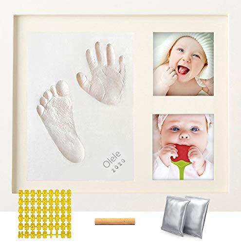 Baby Hand und Fußabdruck Set