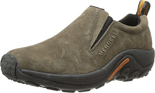 Merrell Women's Jungle Moc Slip-On Shoe, Gunsmoke, 8.5 M US