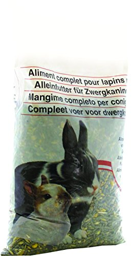 Vitakraft Menu vitobel cojín Mezcla de Semillas para Conejo 2,5kg–Lote de 2