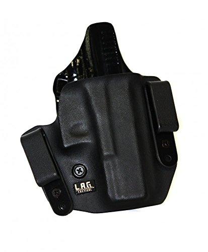 L.A.G. TACTICAL 1001 Defender Holster, Black