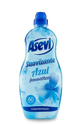 Suavizante Concentrado Asevi Azul 60 dosis