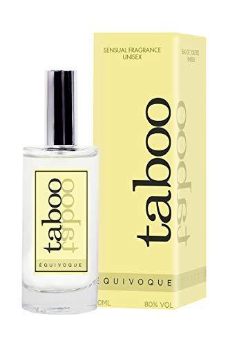 Dreamlove Taboo Equivoque Perfume con Feromonas para Él y Ella - 1 Unidad