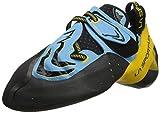 LA SPORTIVA Futura, Chaussures d'escalade Mixte Adulte, Multicolore (Blue/Yellow 000), 45 EU
