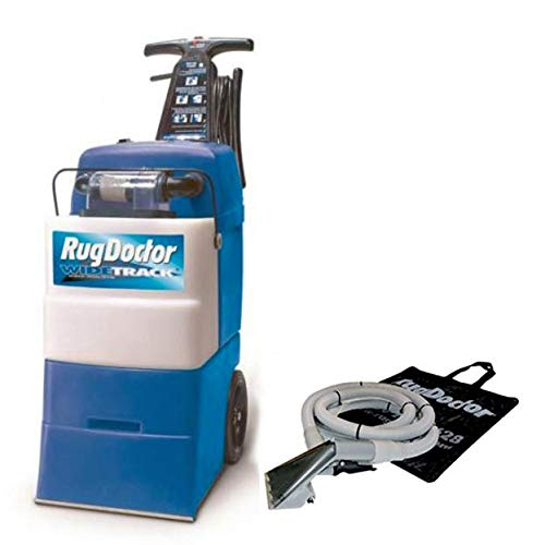 New Rug Doctor 95735 Wide Track Carpet Cleaner with Upholstery Cleaner