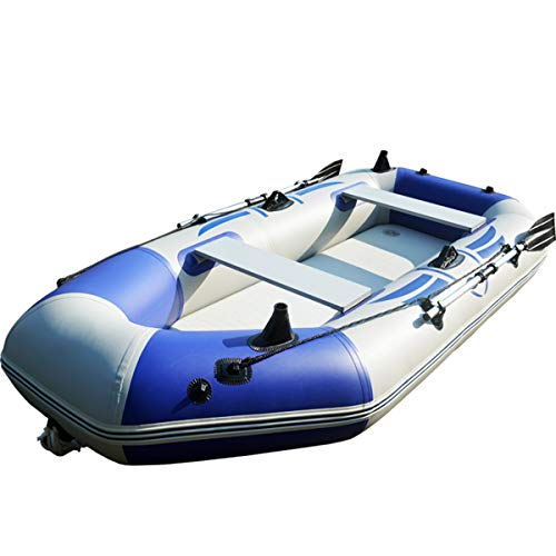 Kayak, Kayak Pesca Fondo Engrosado Y Soporte De Carga Fuerte, El Airbag Es Más Grueso Y Más Estable, Triple Garantía De La Cámara De Aire Independiente La Actualización Del Material No Cuenta El Costo