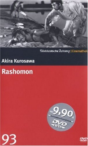 Akira Kurosawa Rashomon - SZ-Cinemathek 93