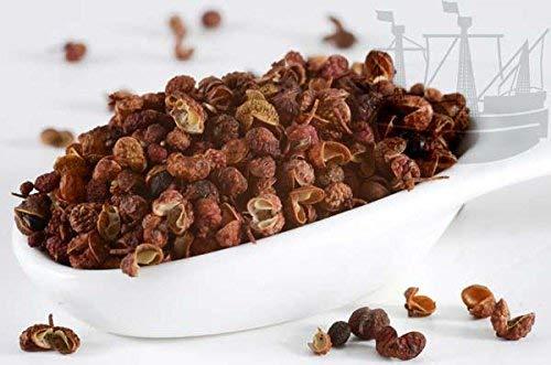 Szechuanpfeffer Gewürz, ganz, zu asiatischen Gerichten, Pfeffermühlen geeignet, 50g - Bremer Gewürzhandel