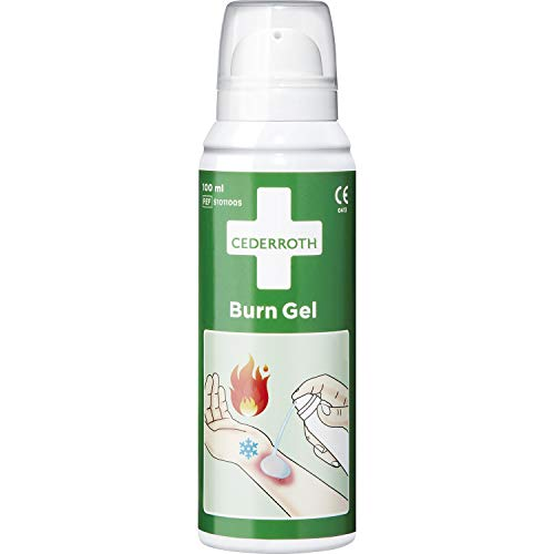 CEDERROTH Verbrennungs-Gel-Spray Inhalt 100 mL