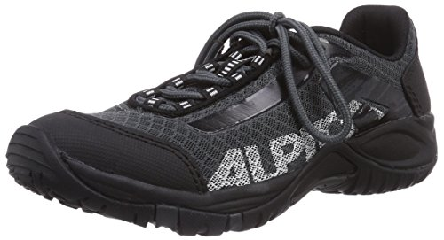 Alpina Unisex-Erwachsene 680318 Trekking- & Wanderschuhe, Grau (Antracit), 39 EU
