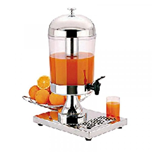 For Sale! PADERNO - Juice Dispenser Lt. 8 S/Steel