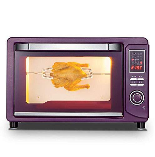 Elektrische bakoven, huishoudelijke hulpen, multifunctionele chip-oven, 30 l elektrische oven, kan in de keuken/bakken/restaurant/koffie/shops/thee worden gebruikt