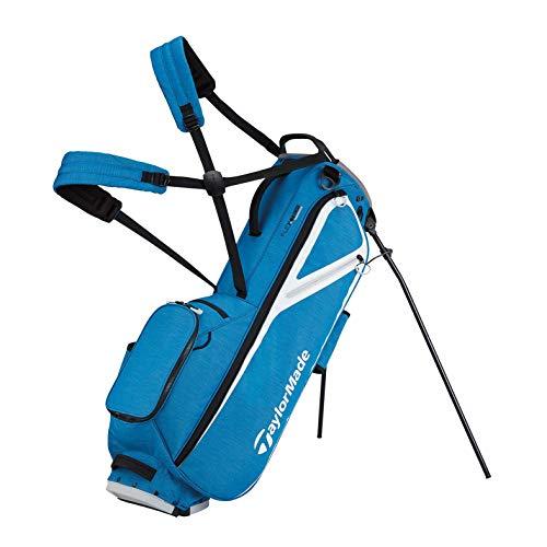 TaylorMade FlexTech Crossover Tasche mit Ständer, blau, Einheitsgröße