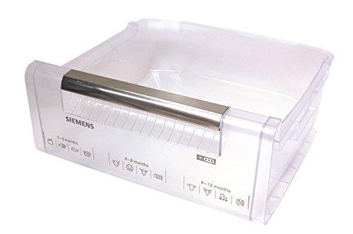 Siemens Gefrierschrank Gefrierschrank Schublade. Original Teilenummer 00448694