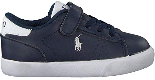 Ralph Lauren , Jungen Sneaker Blau blau, Blau - blau - Größe: 29 EU