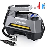 joyroom tire inflator car air Compressor (Gray)