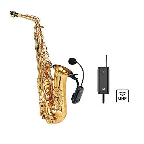 MELARQT Lavalier Mikrofon, Ansteckmikrofon mit 1.8m Verlängerungskabel und Kondensator491745