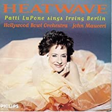 Heatwave: Patti LuPone Sings Irving Berlin by Patti Lupone (1995-04-11)