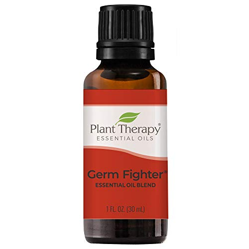 Plant Therapy Germ Fighter Synergy Essential Oil 30 Ml (1 Oz) 100% Pure, Undiluted, Therapeutic Grade