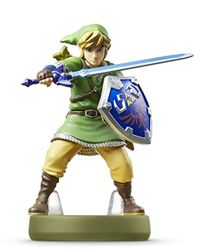 amiibo The link The sky warred sword ( The legend series of Zelda )Japan Import