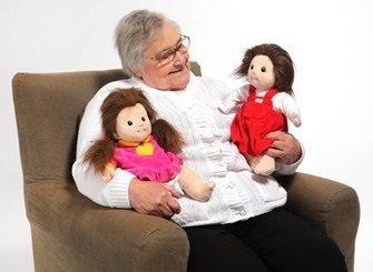 Joyk 103637 Sara Puppe, 36 cm