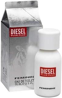 Diesel Plus Plus Feminine For Women - Eau de Toilette, 75ml
