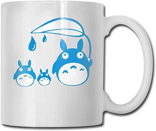 NR Totoro-Tasse für heißes/kaltes Getränk-Kaffee oder Tee für Mans Neue Gewohnheit, Entwurf, besonders angefertigt, personalisiert Mein Nachbar