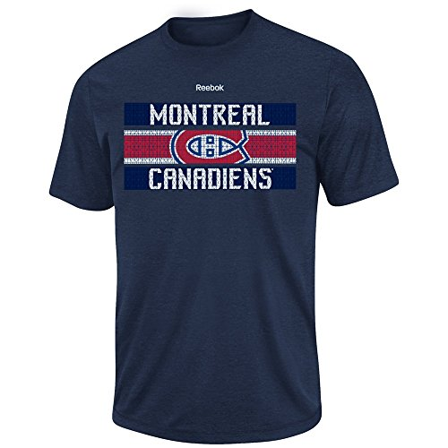 Reebok Montreal Canadiens Name in Lights NHL T-Shirt M