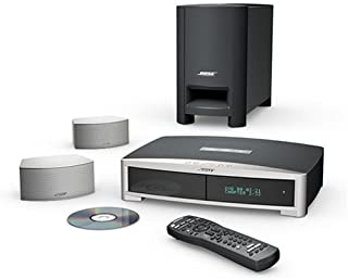 Bose(R) 321-GSX DVD Home Entertainment System Silver