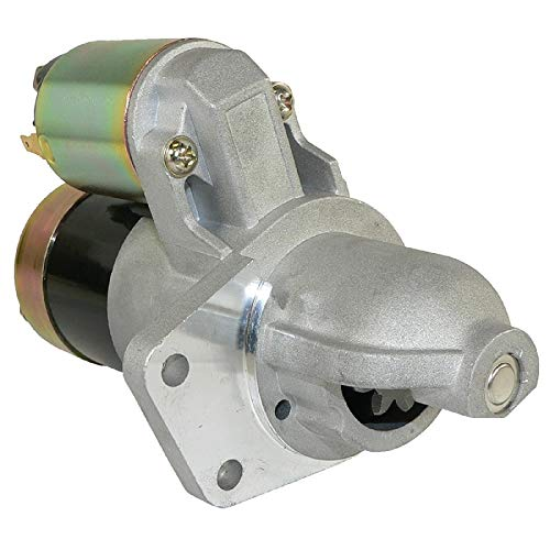 DB Electrical SMT0181 Starter Compatible With/Replacement For John Deere Tractor 316 318 420 1984-1991 Onan Engines B43E B43G B48G (79-On) AM102777, AM104506, AM109172, 191-1682-02, 191-1808-02