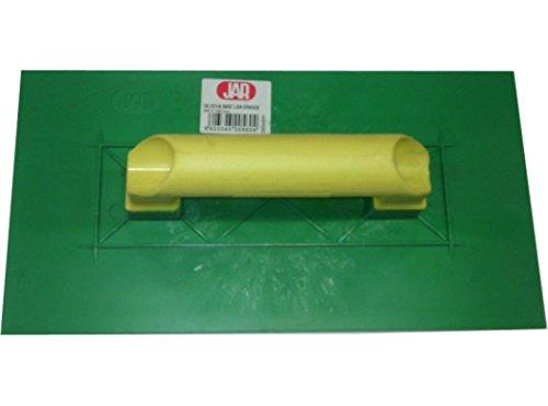 Wolfpack 2270006 Talocha plástico Lisa 360x190 mm.amarilla