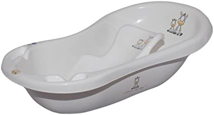 Maltex Bagnetto Con Sedile Per Vasca Da Bagno Bianco Pezzi Amazon It Prima Infanzia