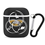 Australia Platypus Airpods Case Cover for Apple AirPods 2&1 Cute Airpod Case for Boys Girls PC Hard Protective Skin Airpods Accessories with Keychain