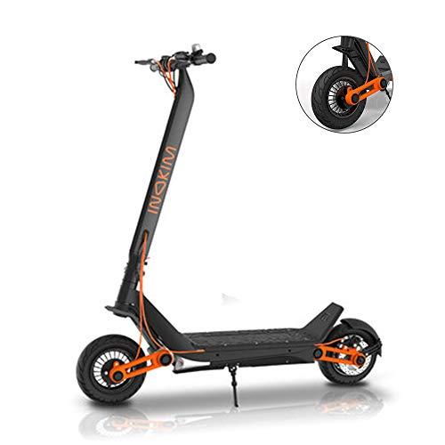 Folding Professionele offroad-elektrische scooter, lange cruise, elektrische scooter, 100 km bereik, snelheid van 45 km/u, LED-lampen