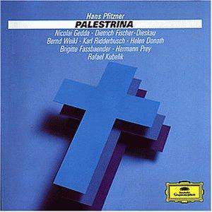 Hans Pfitzner - Palestrina (Opern-Gesamtaufnahme)