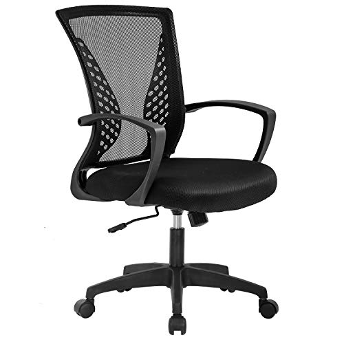 Vnewone Ergonomic Office Chair Desk Computer Mesh Executive...