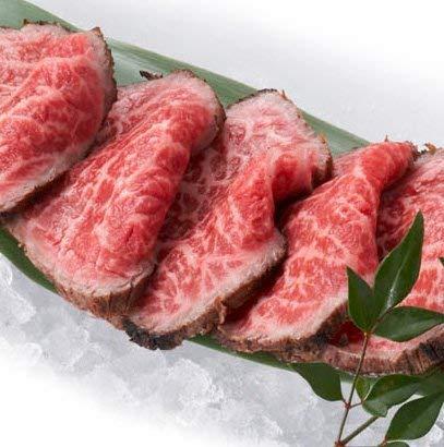 肉のひぐち『飛騨牛炭火仕上げローストビーフ』