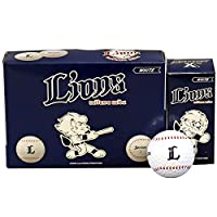 SRIXON X2 ボール(6球) 埼玉西武ライオンズ スリクソン プロ野球デザイン 日本正規品 ダンロップ(DUNLOP)