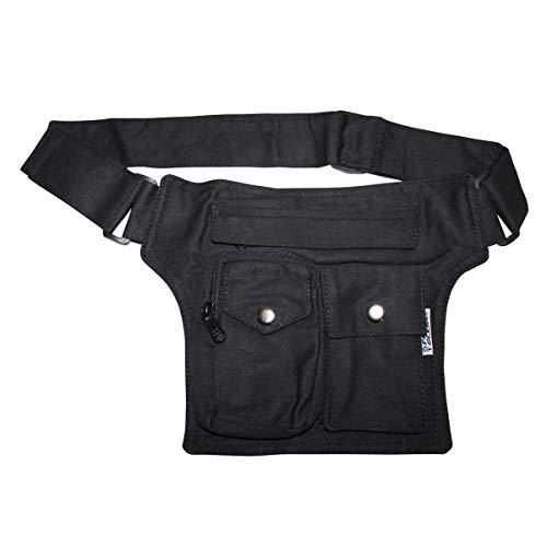 Freak Scene Tasche - Gürteltasche - Bon - schwarz - Bauchtasche - Hüfttasche